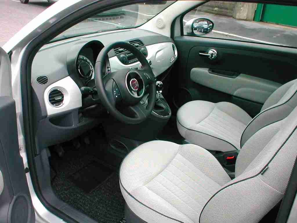 Fiat 500 Offerta