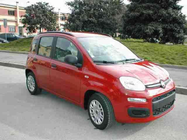 Fiat Panda km 0