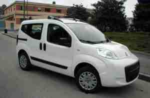 Fiat Qubo km zero