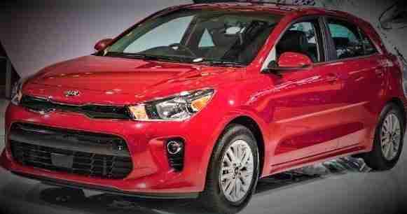 Nuova Kia Rio Hybrid
